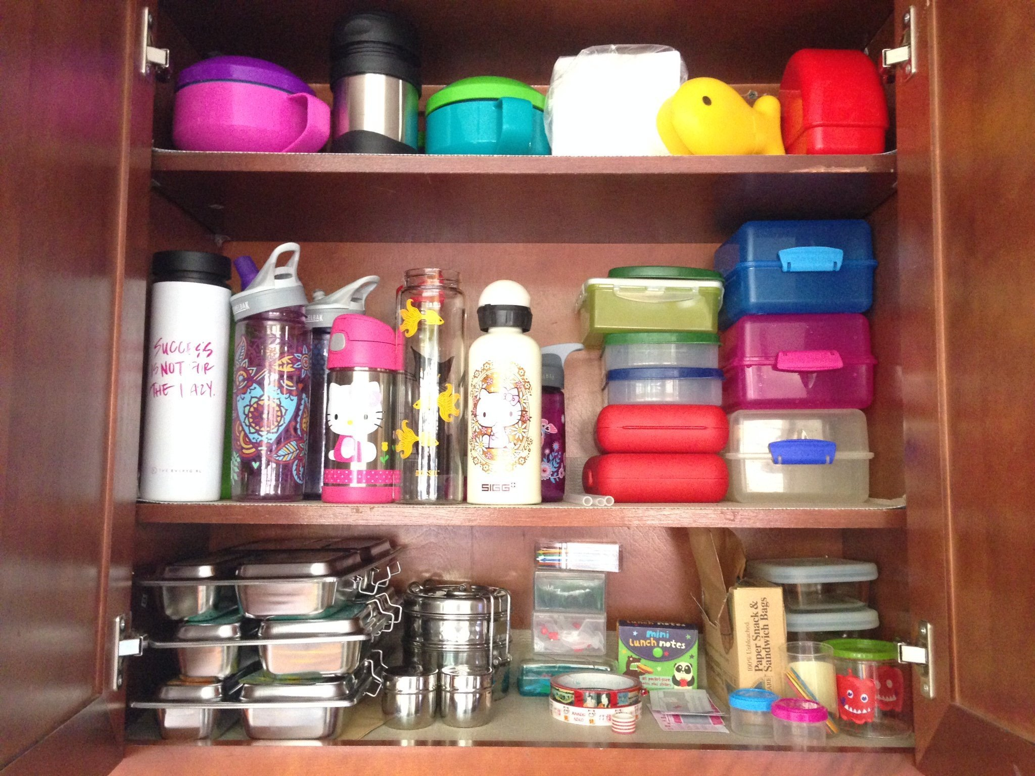 See My YouTube Video Of Lunch Packing Station