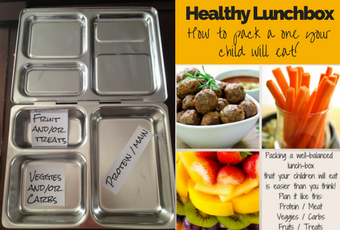 Packing a Healthy Lunch 102