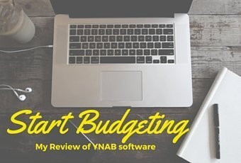 Start Budgeting, my review of YNAB