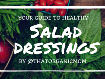 Dressing Recipes to Wow Salads!