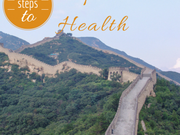 6 Steps to Superior Health