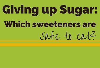 Sugar, Stevia and Erythritol, what's safe?