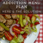 Break the Sugar Addiction Menu Plan 7
