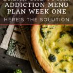 Break the Sugar Addiction Menu Plan 8