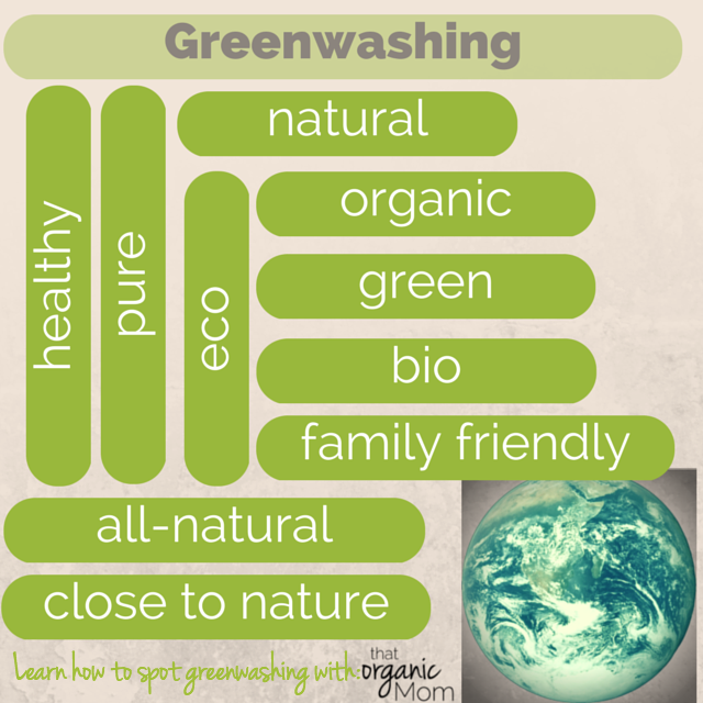 learn how to spot greenwashing