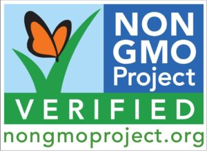 nongmo verified seal