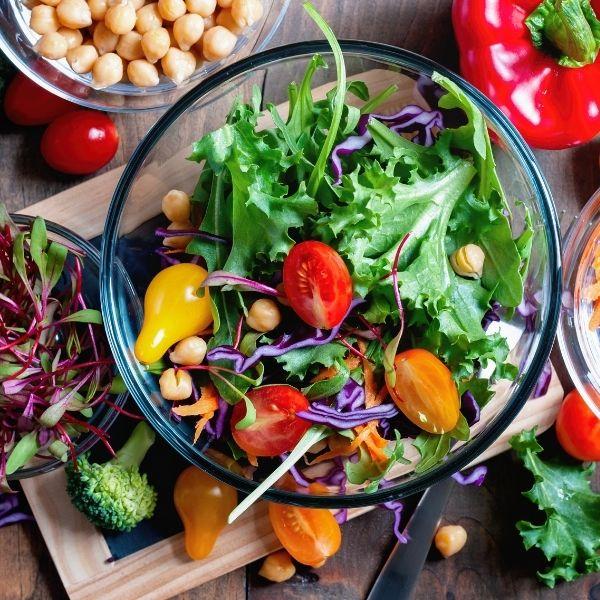 RX Salad in a Jar