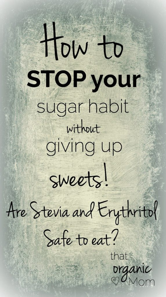 stop sugar habit