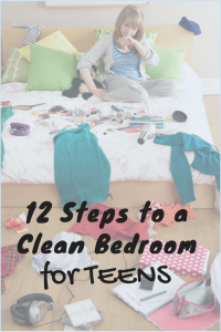 12 Steps to a Clean Bedroom