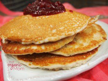 Pristine Protein Pancakes 1