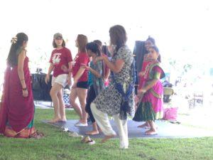 Learning a Bollywood Dance