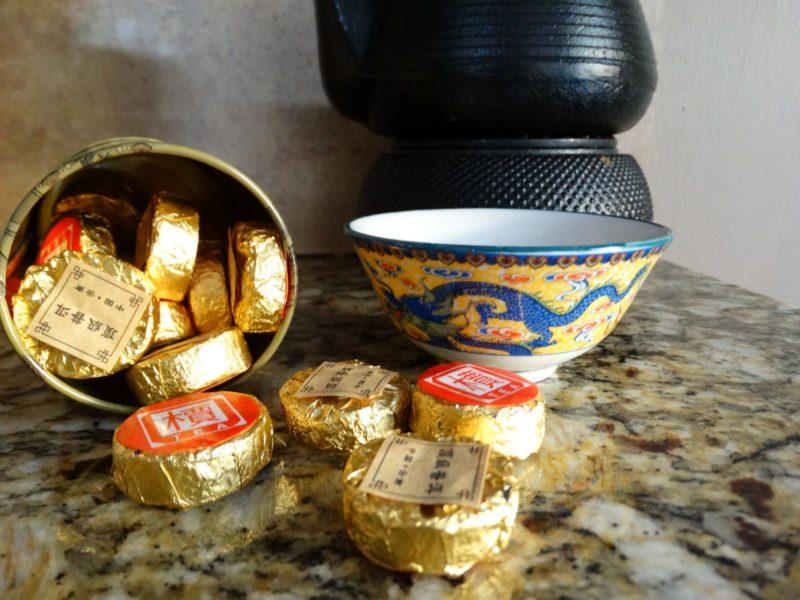 Speed Up Weight Loss with Pu Erh Tea 1