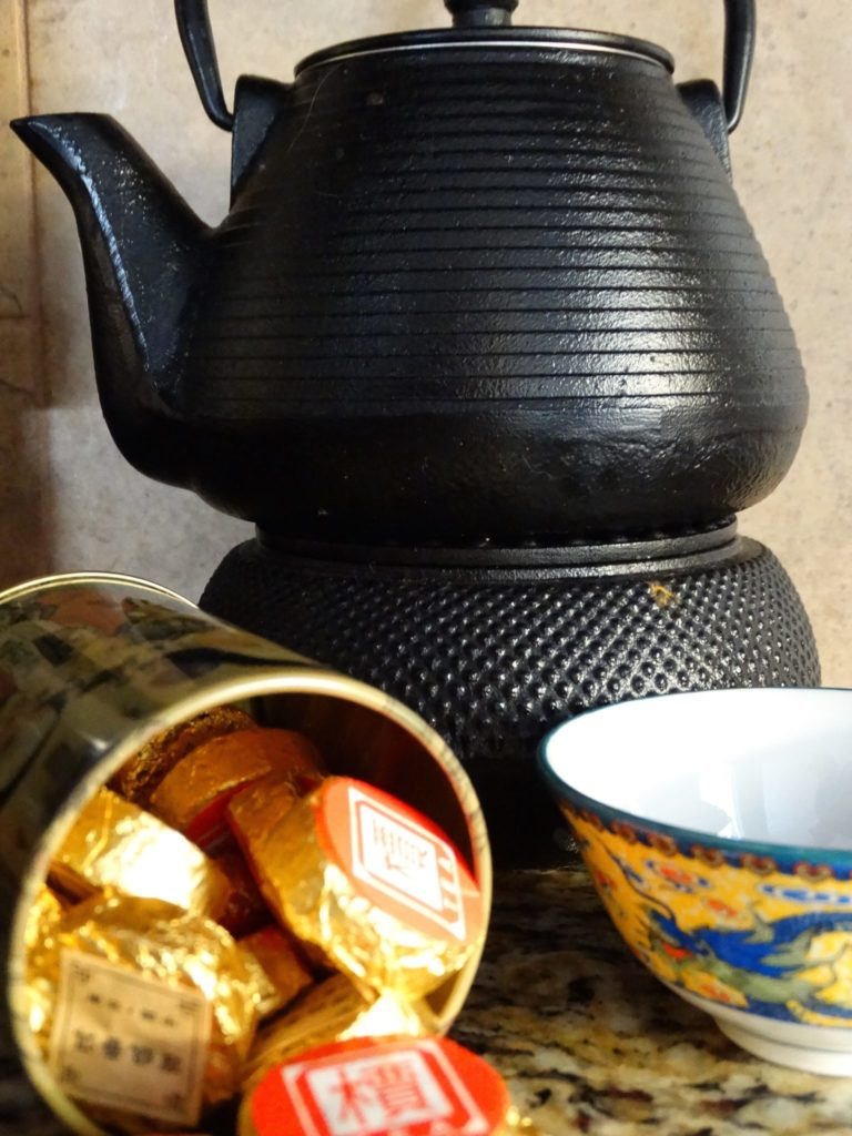 Pu Erh Tea from China