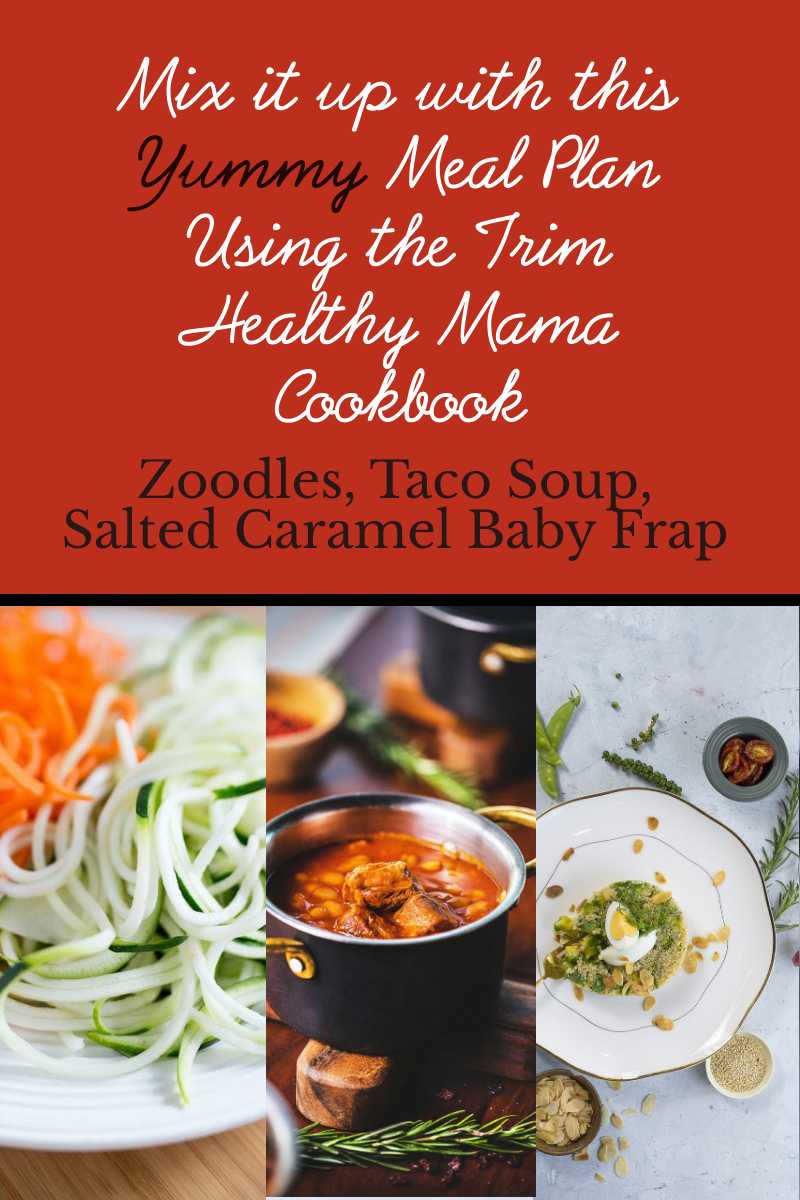 Yummy Trim Healthy Mama Week Three Plus Progress Report on how we're doing. #thm #trimhealthymama #weightloss