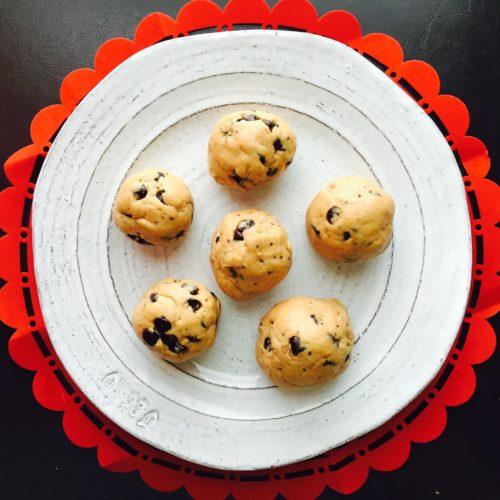 Chocolate Peanut Butter Balls 5