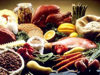Weight Loss Menu Plan Requiring No Special Ingredients
