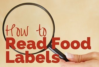 How to Read a Food Label 2