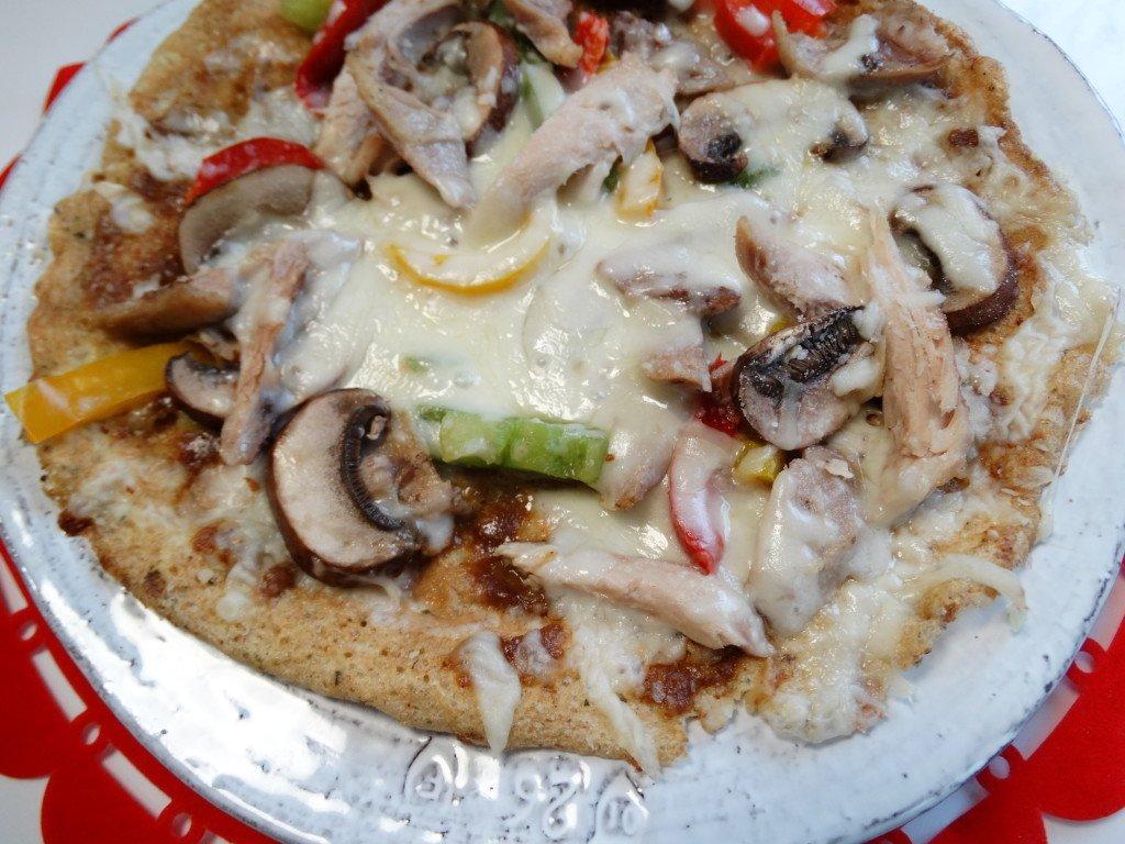 Thai Chicken Pizza Recipe for Health 3