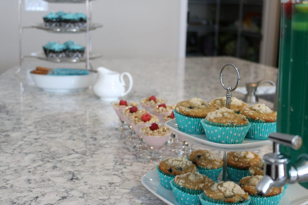 Breakfast at tiffany's Bridal Shower Theme