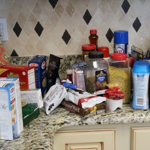 Gear up for my Healthy Kitchen Challenge! 3