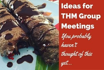 Ideas for THM Group Meetings