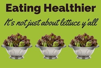 Health. It's not just about lettuce y'all