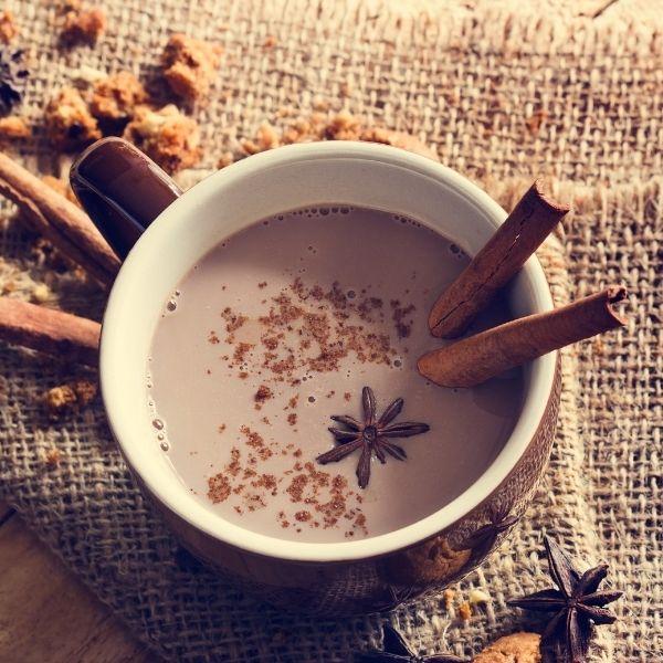 Cinnamon Spice Chai 3