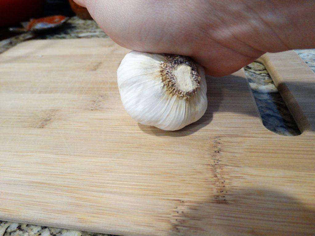 Garlic has so many health benefits.