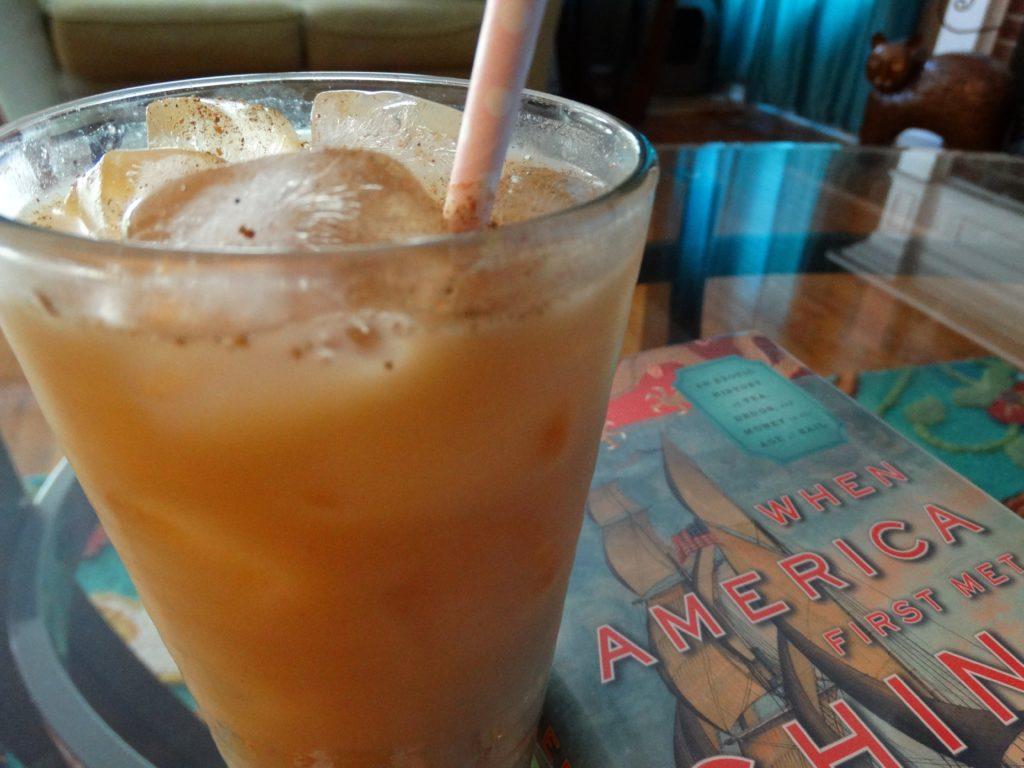 Garam Masala Chai Tea Sipper THM Variation
