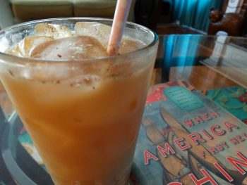 Garam Masala Chai Tea Latte