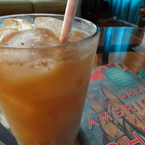 Garam Masala Chai Tea Latte 4