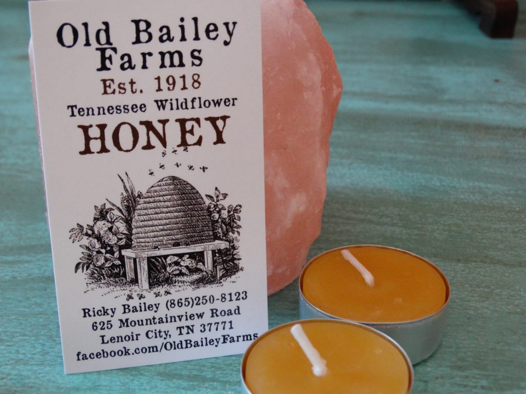 Old Bailey Farms Tennessee Wildflower Honey