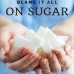 Blame it all on sugar...the white stuff is killing us 1