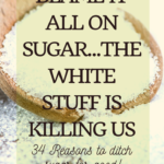 Blame it all on sugar...the white stuff is killing us 2