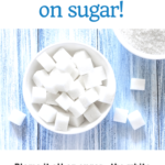 Blame it all on sugar...the white stuff is killing us 4