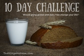 10 Day Challenge to go Gluten and Dairy Free 3