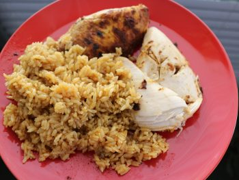 Roasted Moroccan Chicken – Instant Pot Recipe