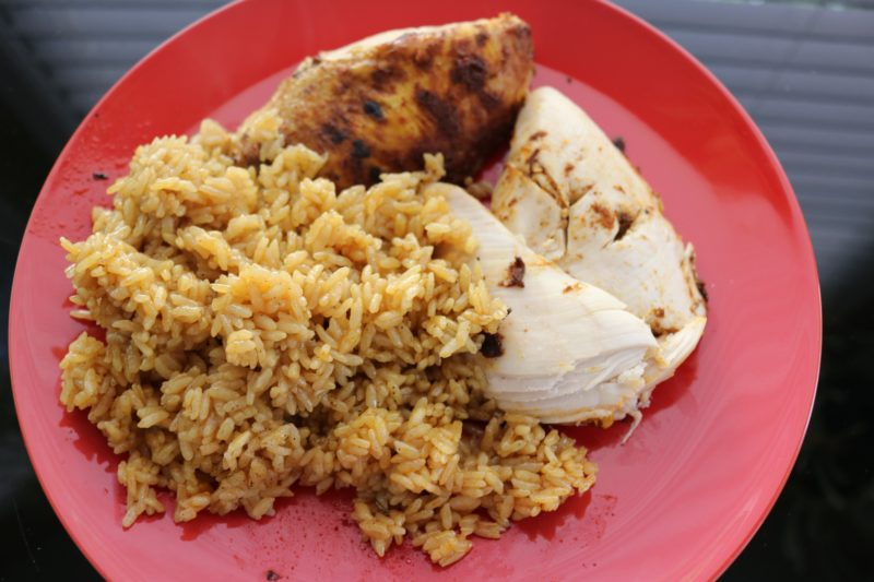 Roasted Moroccan Chicken - Instant Pot Recipe 4