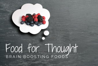 Boost your Brain with these Top Foods for Thought 1