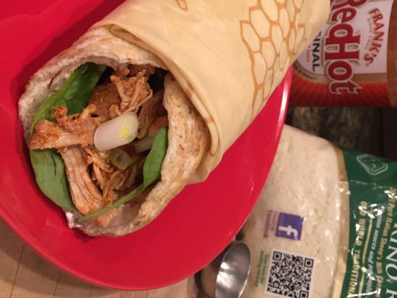 BBQ Chicken Wonder Wrap n Roll - Gluten Free 1
