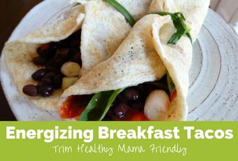 Energizing Breakfast Tacos Recipes