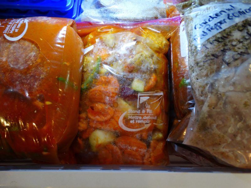 Freezer Meals for the Busy Mama PLUS menu plan 10