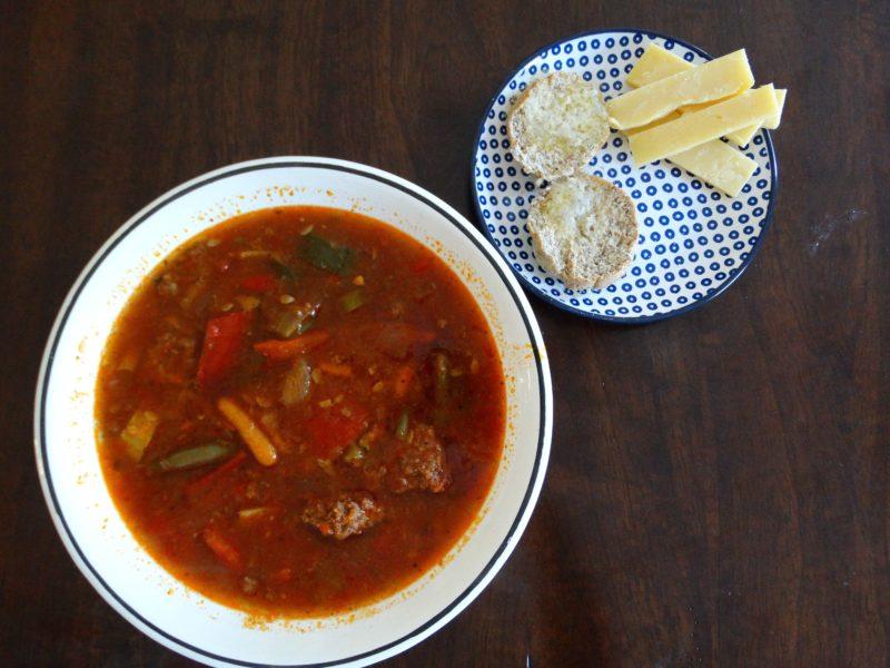 Super Soupy Menu Plan for Busy Healthy Mamas 1
