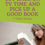 Habit #14 Replace television with reading on occasion 3