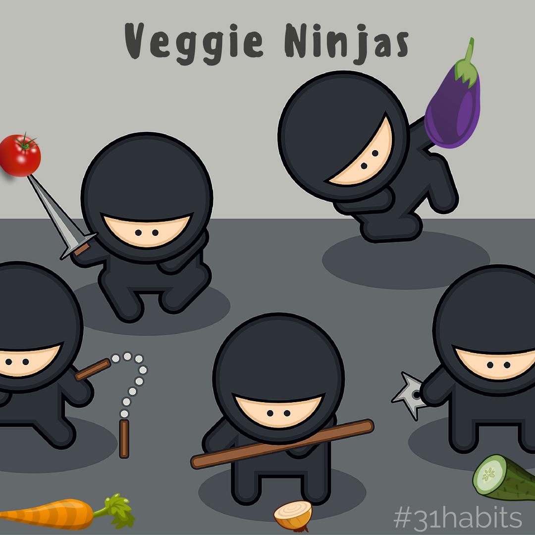 Veggie Ninja