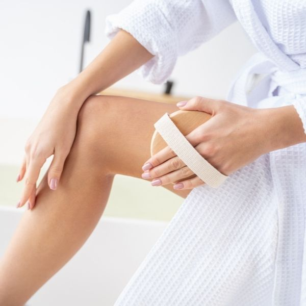 Body Brushing for superior health and more help for cellulite 2