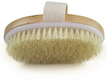 Body Brushing for superior health and more help for cellulite