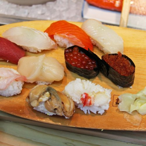 Deconstructing sushi; the good, the bad, and the ugly 4