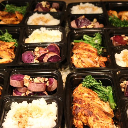 Meal Prep with Me - Meal Prepsters makes it easy! 1
