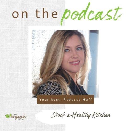 Stocking a Healthy Kitchen - Episode 2 - A Healthy Bite 1